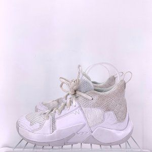 Nike Air Jordan Why Not 0.2 White Size 1y